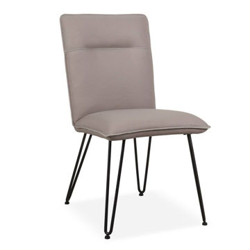 Picture of Demi Side Chair - Taupe
