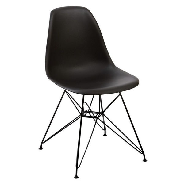 Picture of Rostock Side Chair - Black