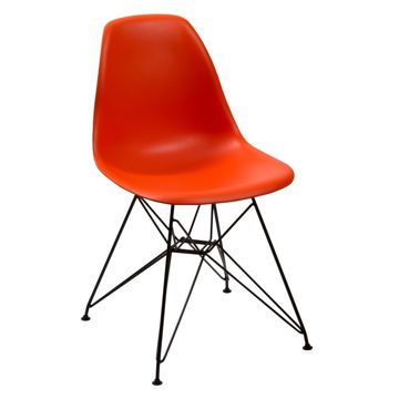 Picture of Rostock Side Chair - Firecracker