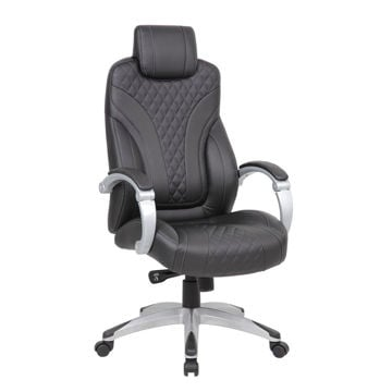 Picture of Slate Black Desk Chair
