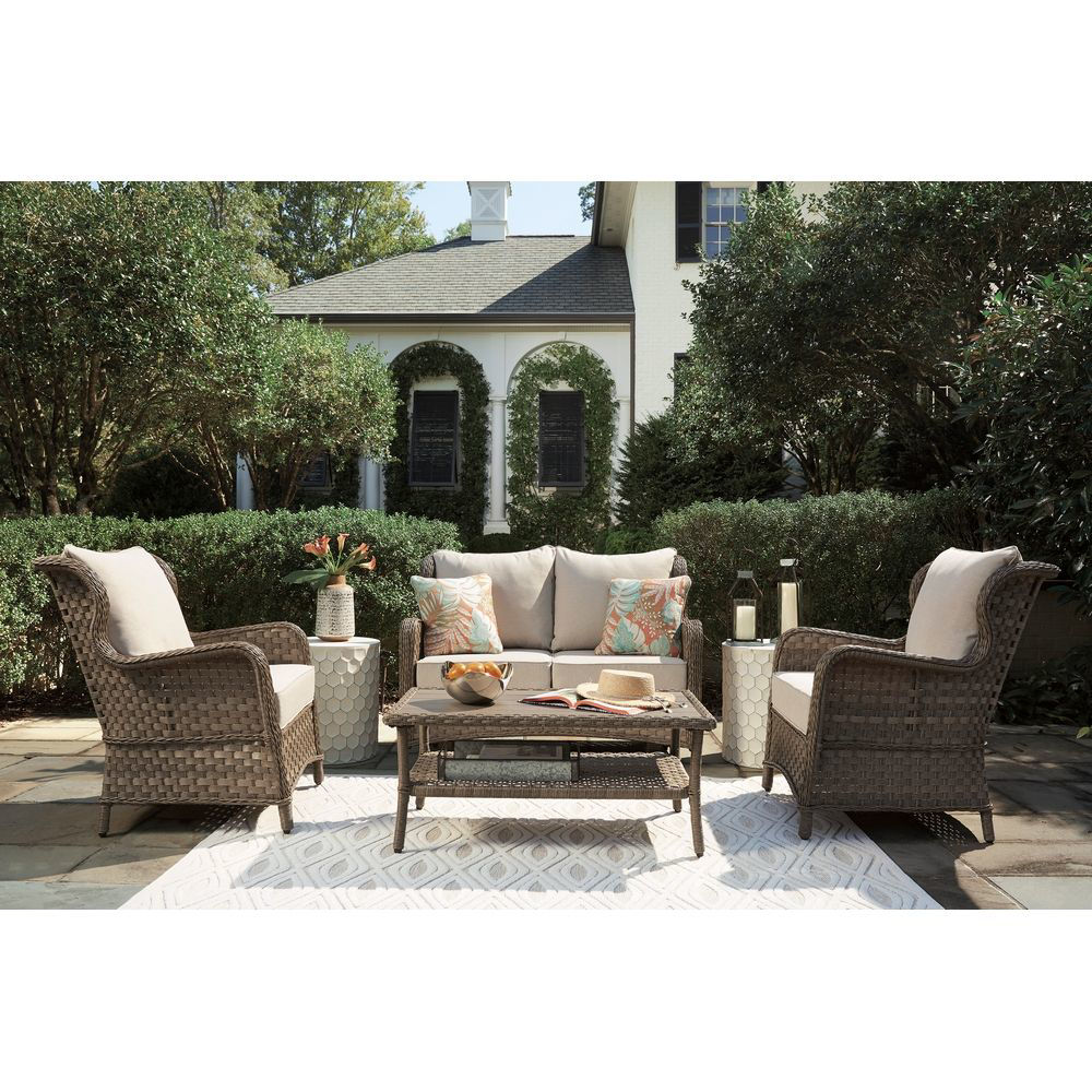 Picture of Paloma Loveseat Glider