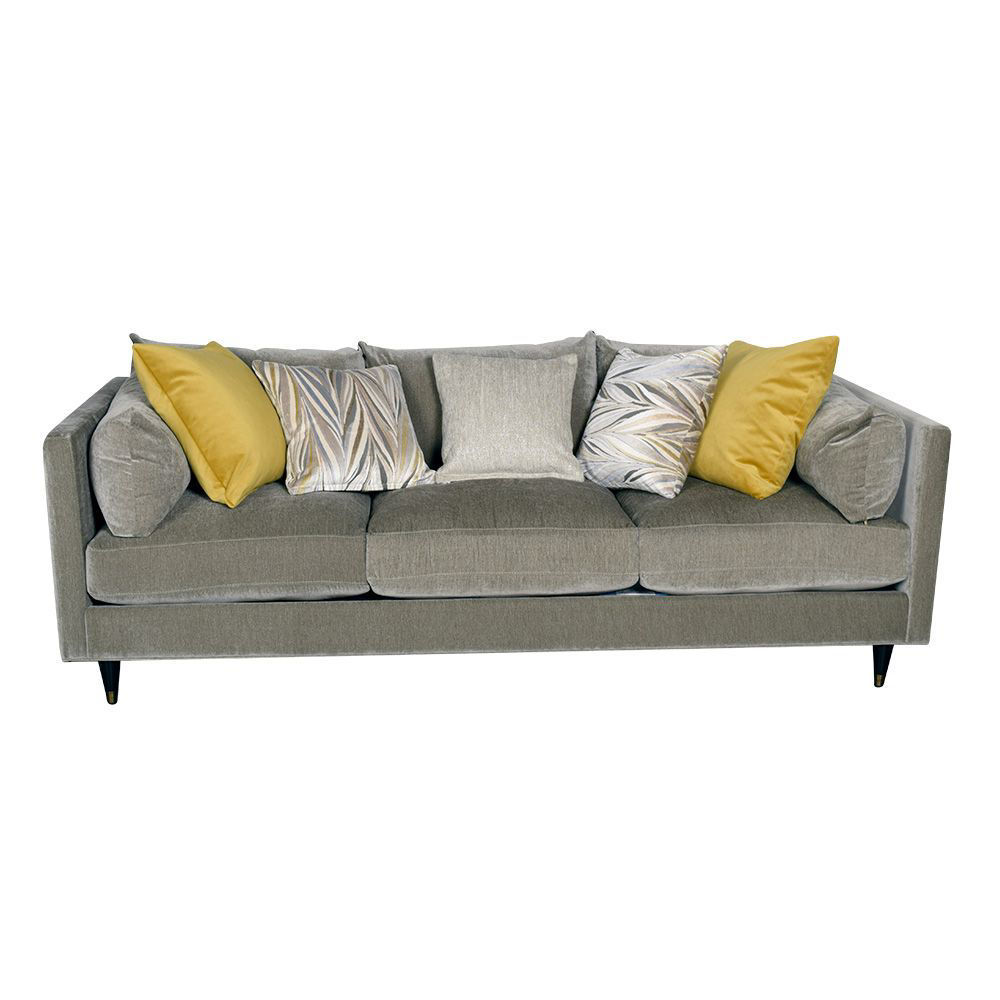 Pia Upholstery Sofa - Front