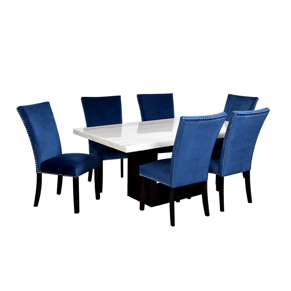 Valentino 7 Piece Dining Set