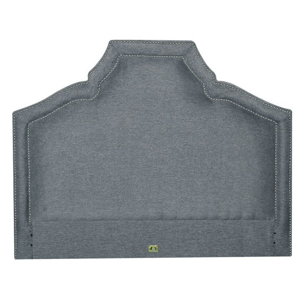 Picture of Casey Upholstered Headboard - Gray