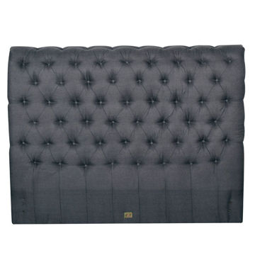 Picture of Cameron Upholstered Headboard - Gray