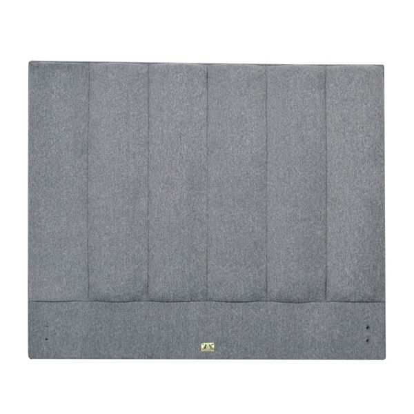 Picture of Avery Upholstered Headboard - Gray
