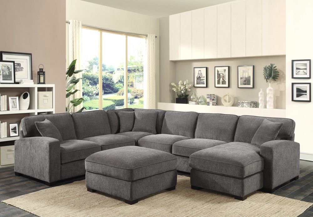 Repose 3-Piece Sectional - Lifestyle