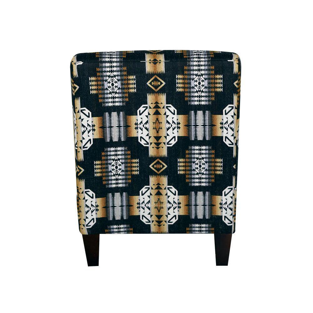 Zara Armless Chair - Back