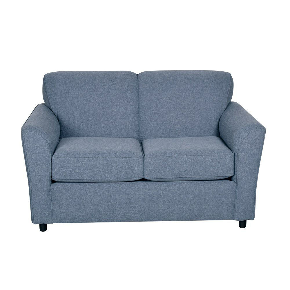 Smyrna Upholstered Loveseat - Shown With No Pillows