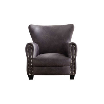 Adams Accent Chair - Charcoal