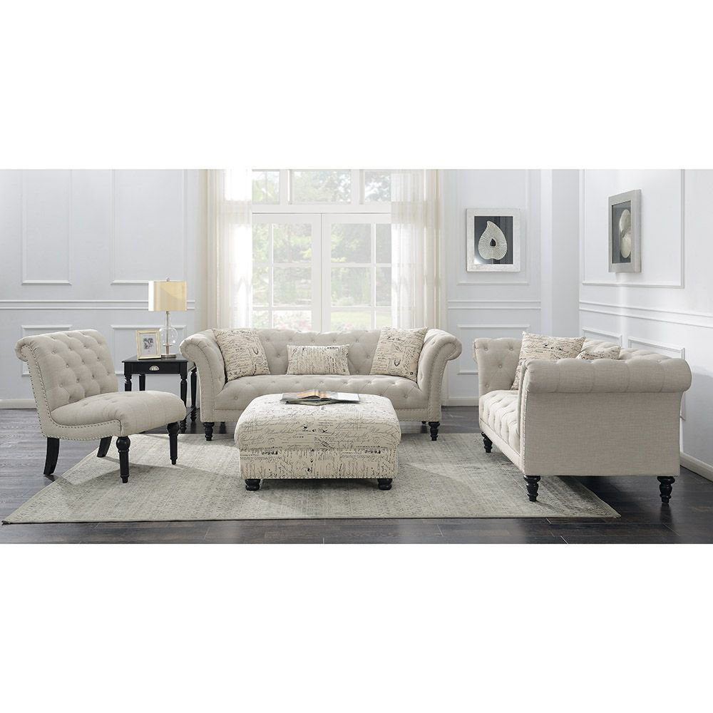 Hutton Loveseat - Each Item Sold Separately