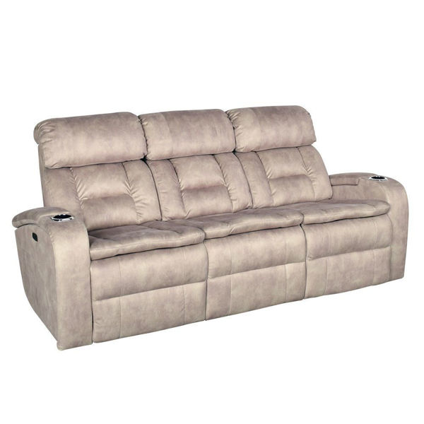 Picture of Aden Power Reclining Sofa with Power Headrest