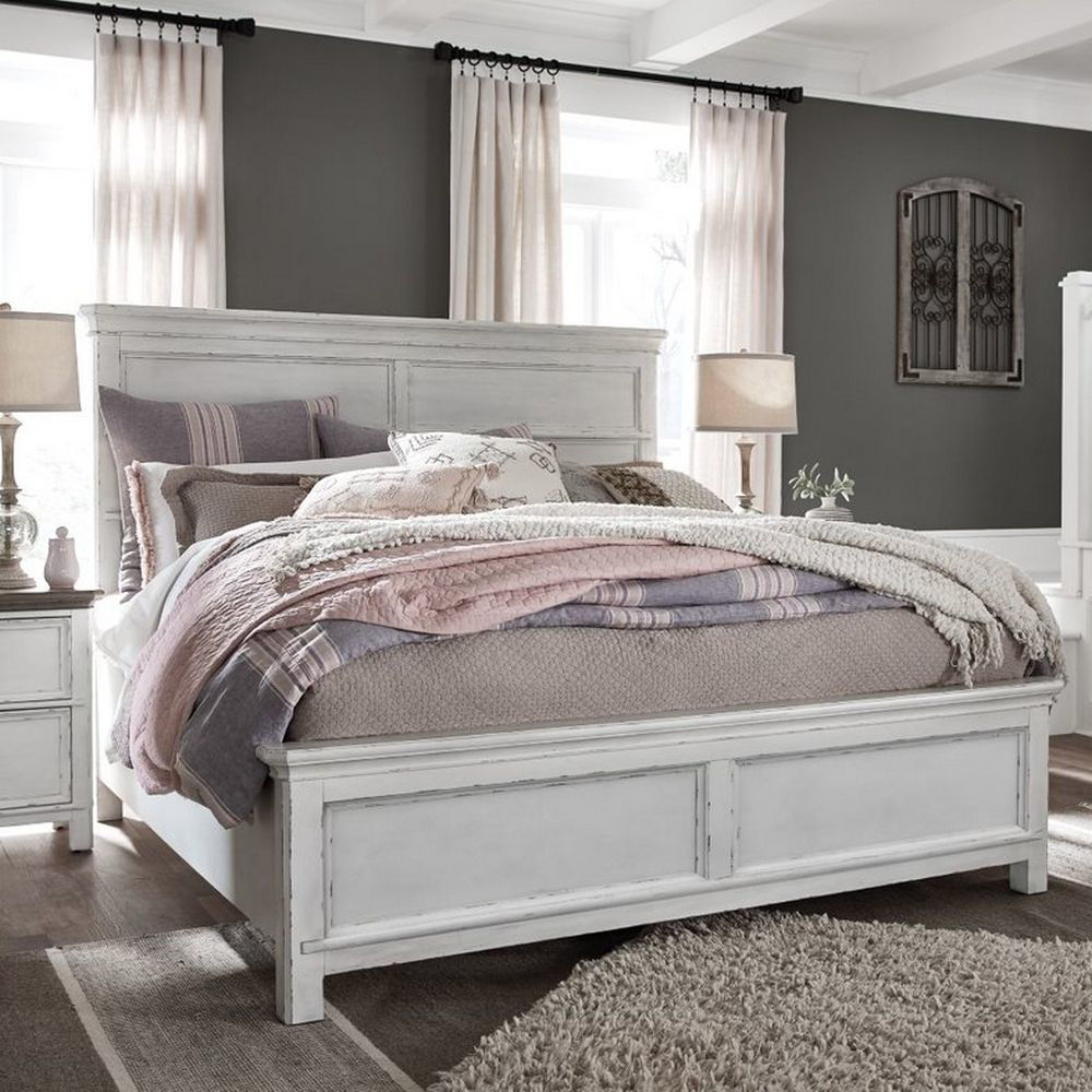 Picture of Bellvue Manor Panel Bed