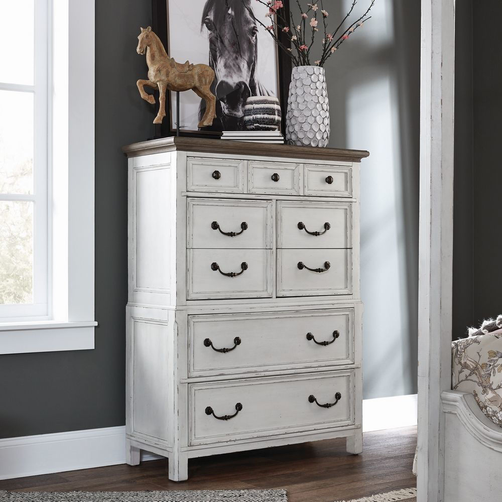 Picture of Bellvue Manor Chest of Drawers