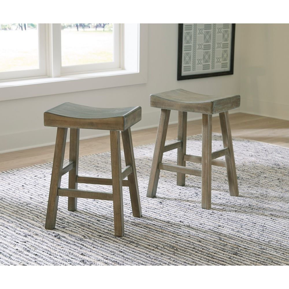 Picture of Glosco Natural Counter Stool