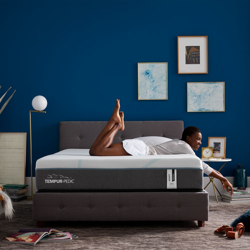 TEMPUR-Adapt Medium Hybrid Mattress - Family