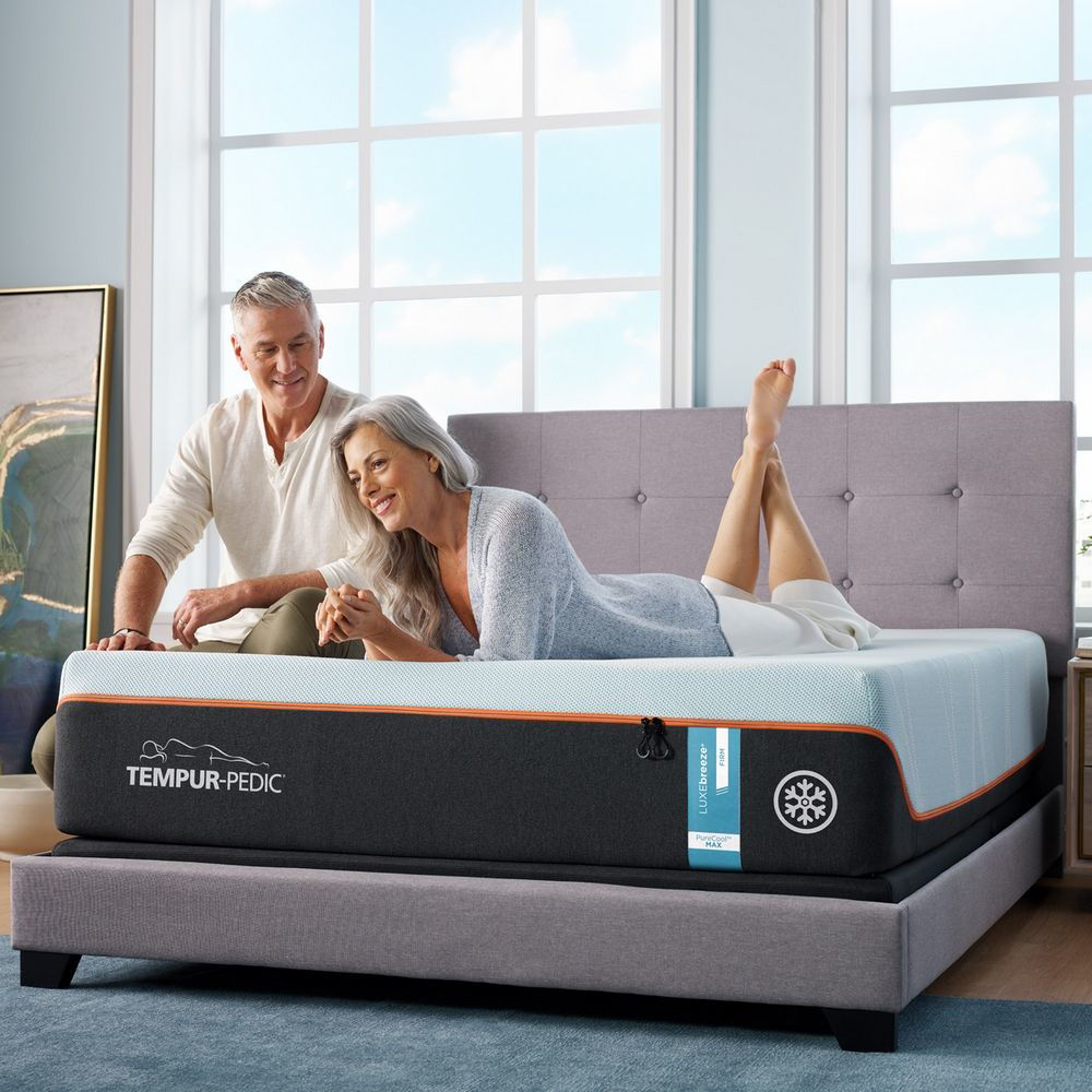 Picture of TEMPUR-LUXEbreeze Firm Mattress