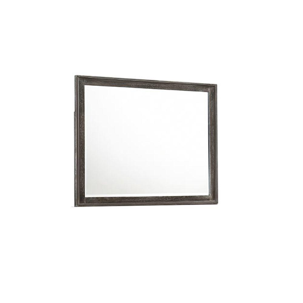 Andover Mirror - Nutmeg