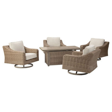 Milan 5-Piece Patio Set