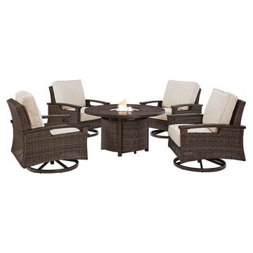 Santa Fe 5-Piece Patio Set