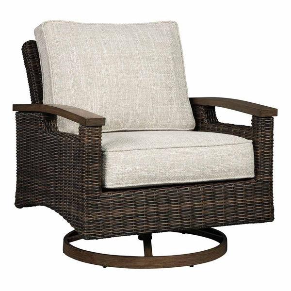 Santa Fe Swivel Lounge Chair