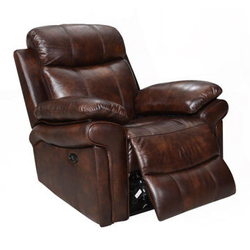 Joplin Leather Power Recliner