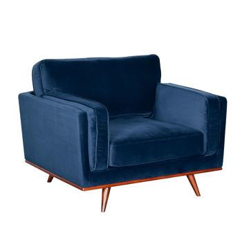 Camden Chair - Blue