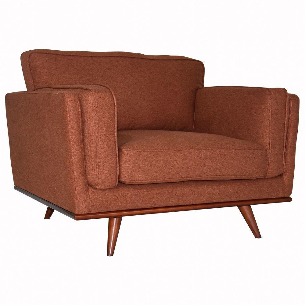 Camden Chair - Terracotta