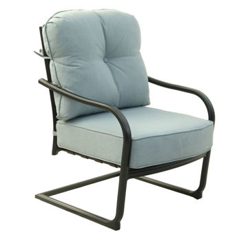 Halsey Outdoor Club Chair