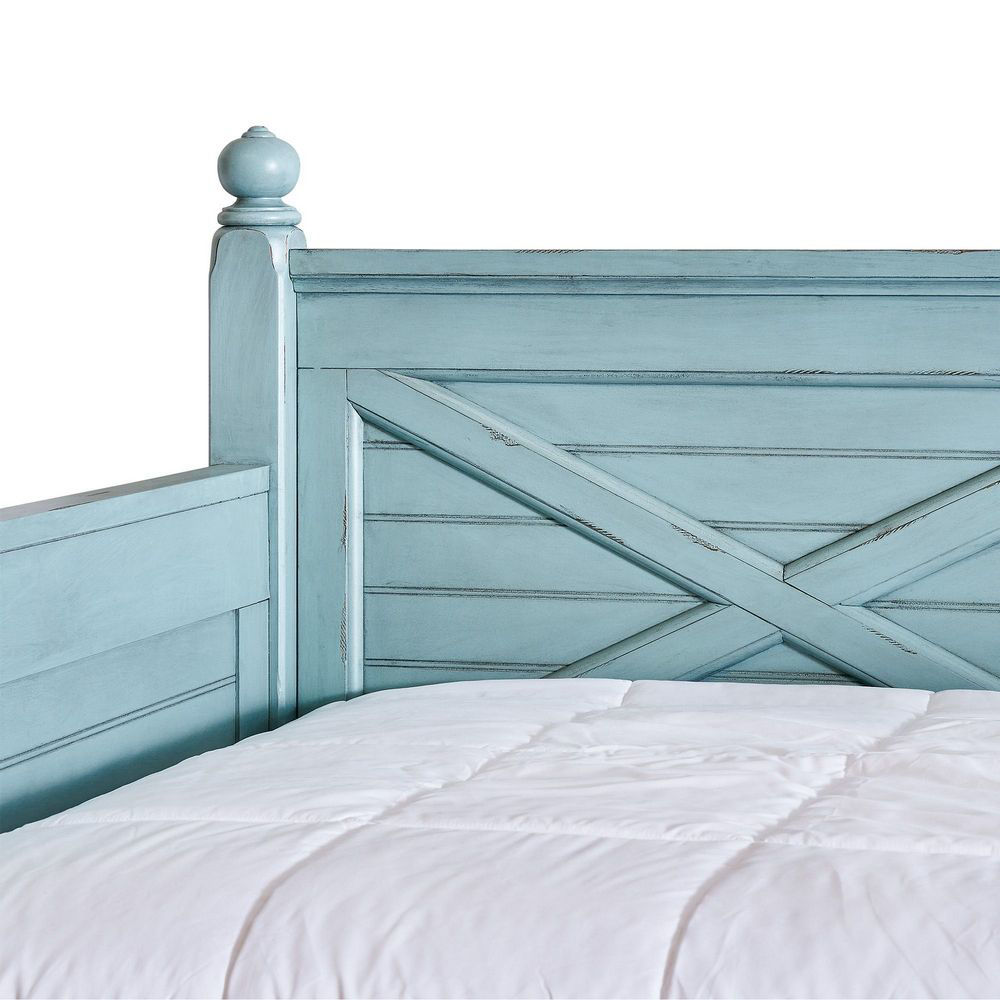 Picture of Lockhart Daybed - Distressed Blue