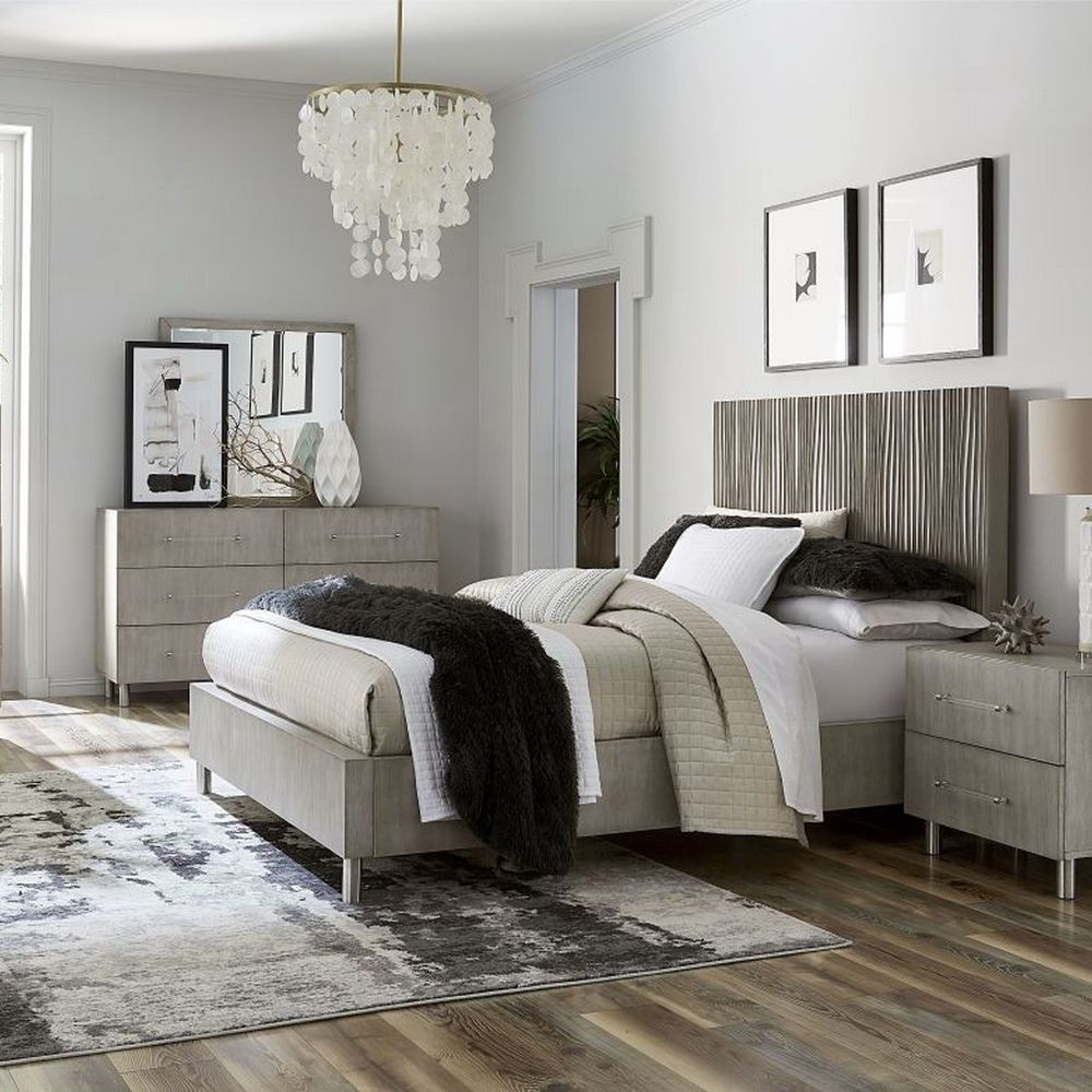 Argento Bed - Room Group