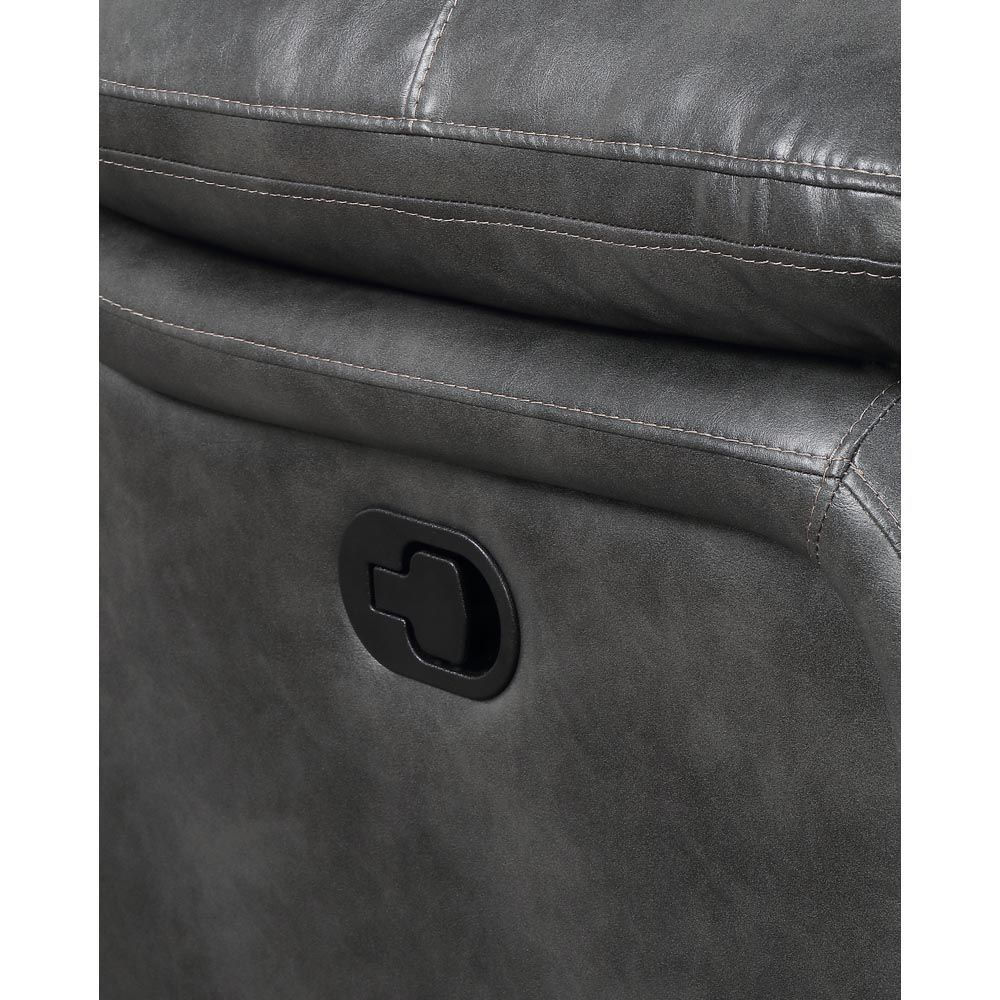 Navaro Console Reclining Loveseat - Handle