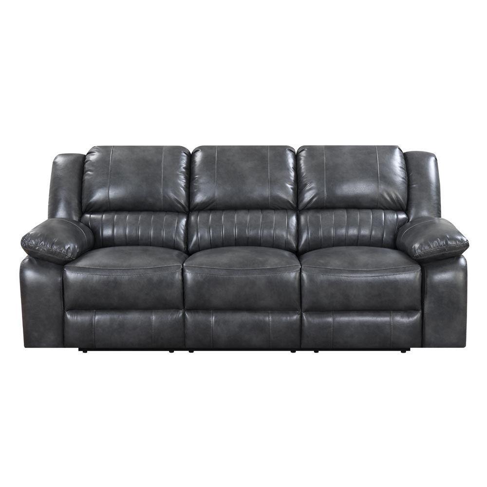 Navaro Reclining Sofa - Front