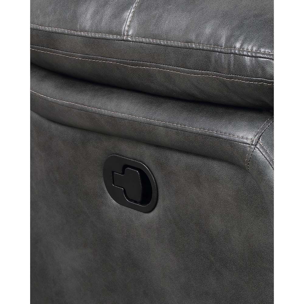 Navaro Reclining Sofa - Handle