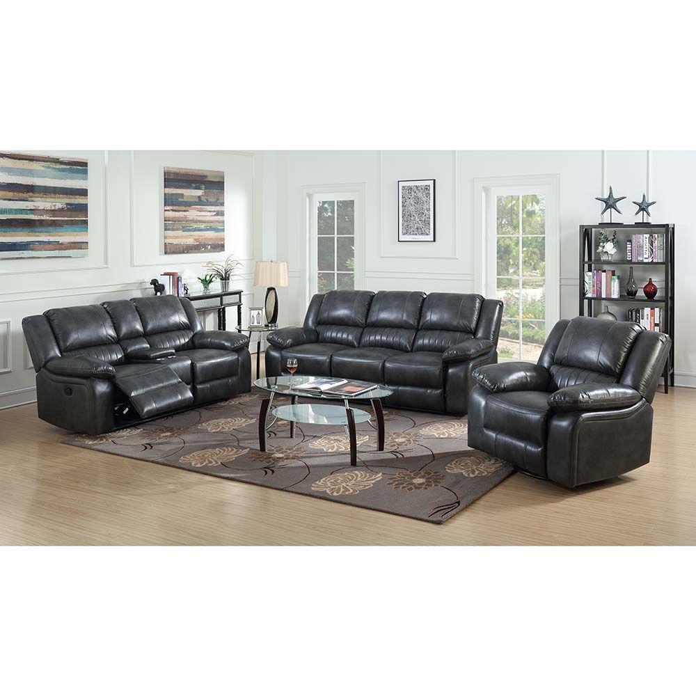 Navaro Reclining Sofa - Lifestyle