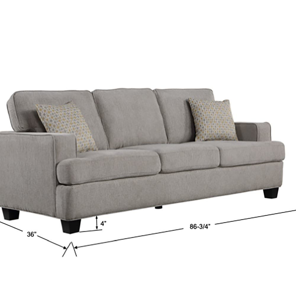 Picture of Carter Sofa - Light Gray