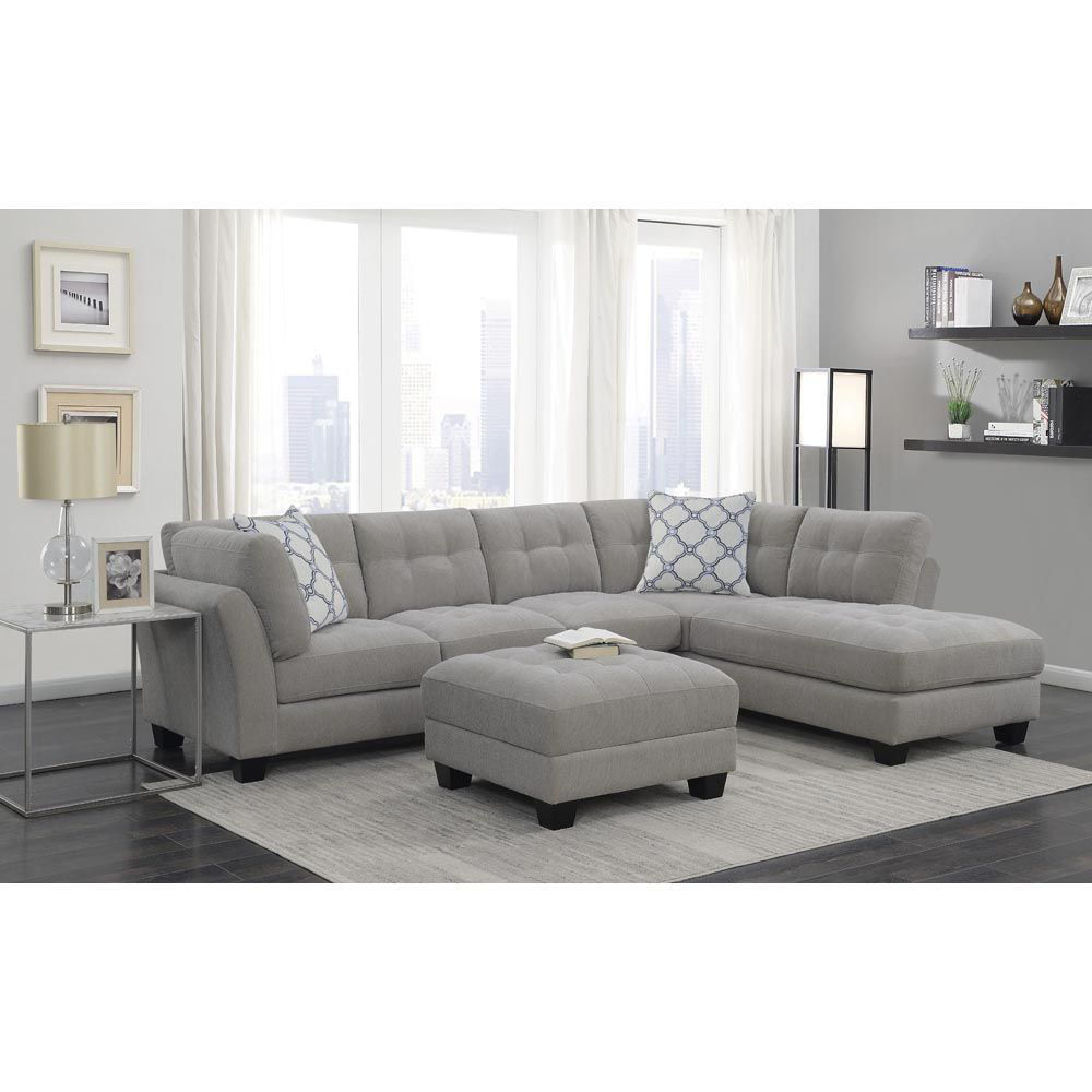 Ryder 2-Piece Sectional - Lifestyle