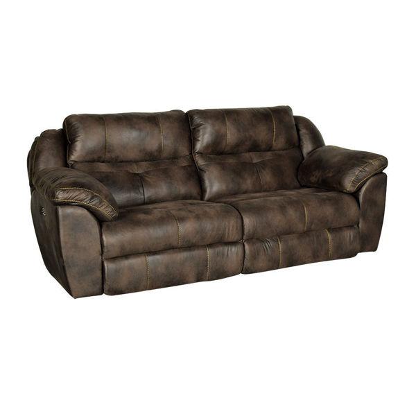 Bear Power Reclining Sofa In Dusty