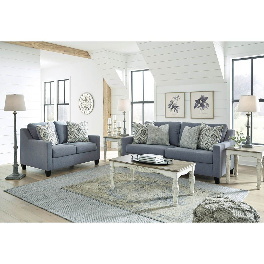 Lemly Loveseat - Lifestyle