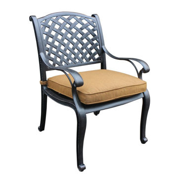 Picture of Taos 2 Outdoor Dining Arm Chair