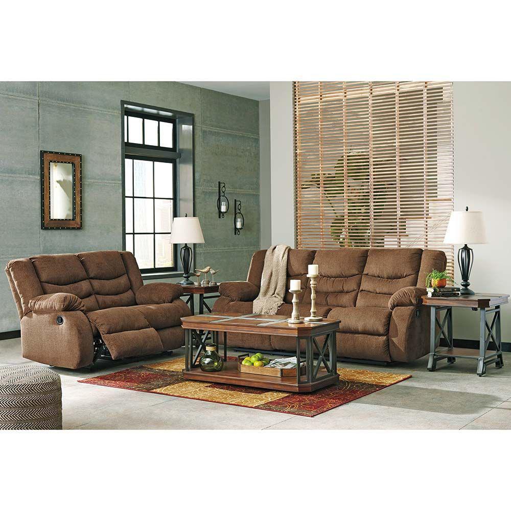 Tulen Reclining Sofa - Lifestyle