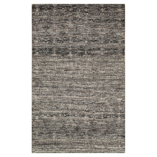 Picture of Natural Wool Tone on Tone Gray Rug