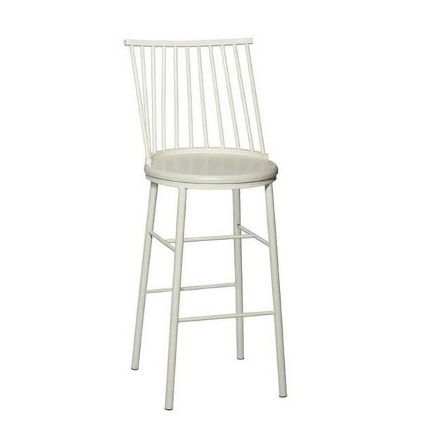 "Picture of Frida Stool - 24"" - White"