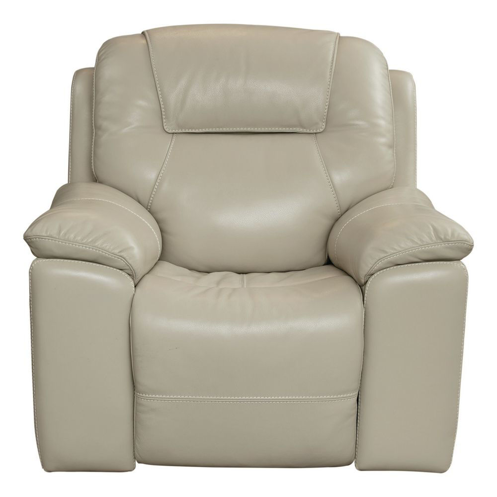 Picture of Chandler Power Recliner with Headrest - Linen