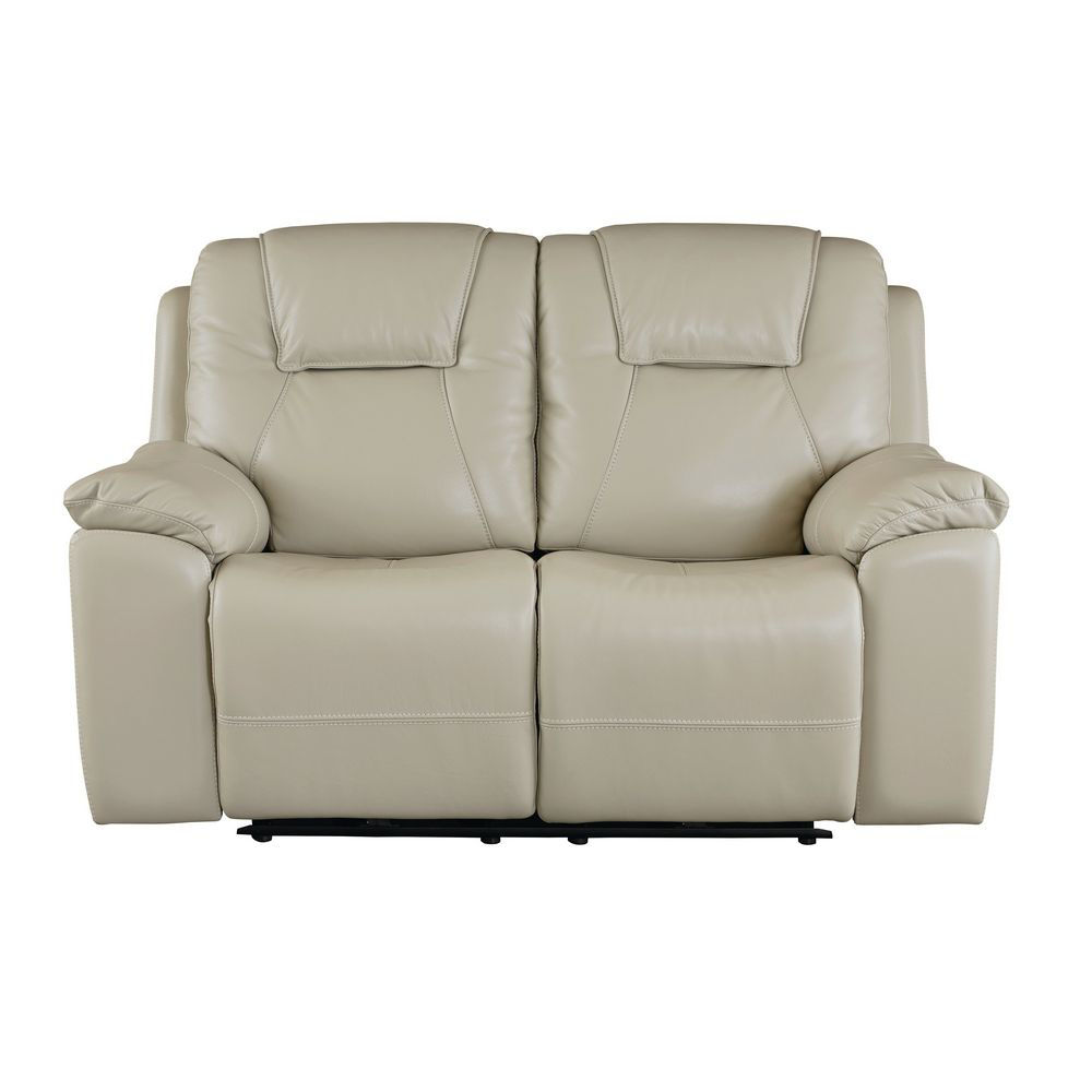 Picture of Chandler Power Reclining Loveseat - Linen