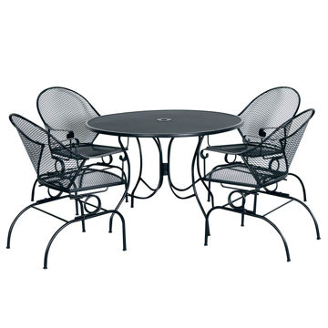 Picture of Madrid 2 Round Outdoor Dining Set