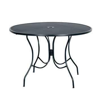 "Picture of Madrid 44"" Round Table"