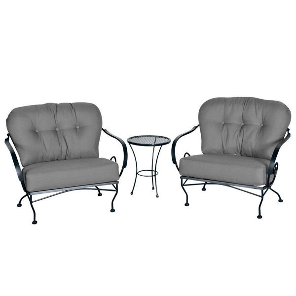 Westin 3-Piece Patio Set - Gray