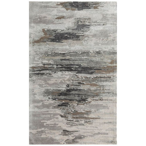 Picture of Tucson Wool Viscose Modern Rug