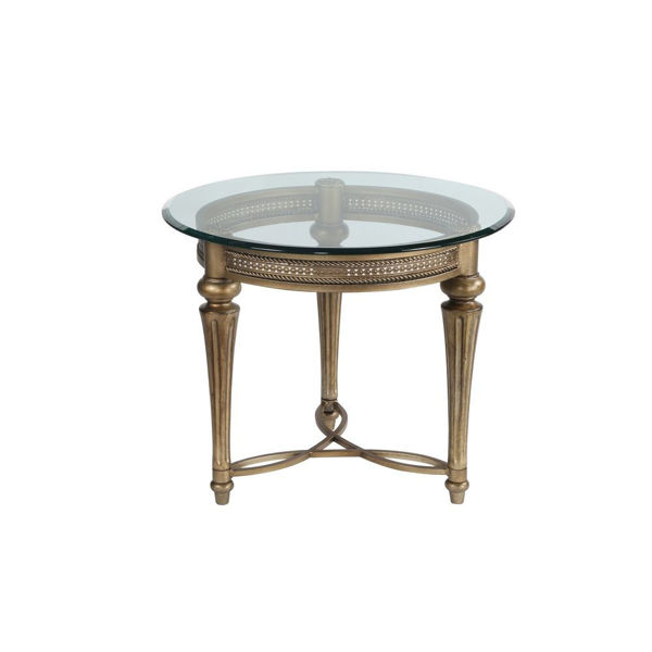 Picture of Gail Round End Table